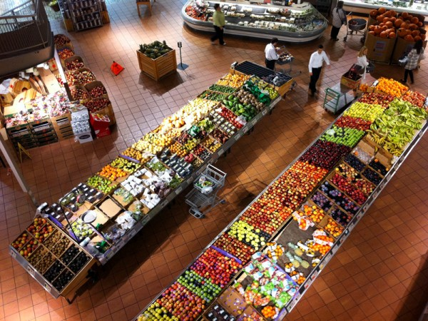The daily table offers clean healthy food at a fraction of the price